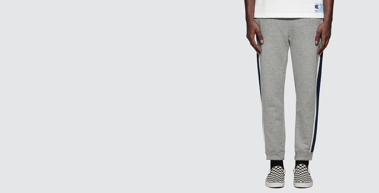 Side Strip Sweatpants