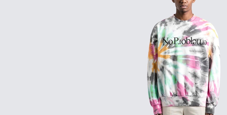 Tie Dye Problemo Sweatshirt