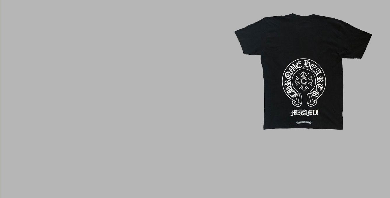 Chrome Hearts Miami Exclusive T-shirt Bl...