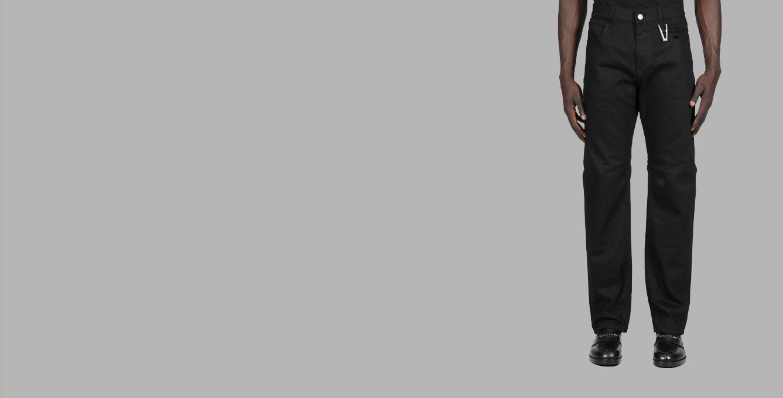 True Black 6 Pocket Jeans