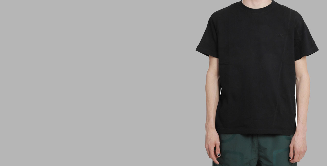A-COLD-WALL Logo Embroidery T Shirt